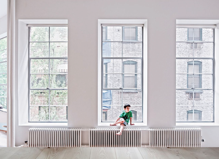 Nuove finestre