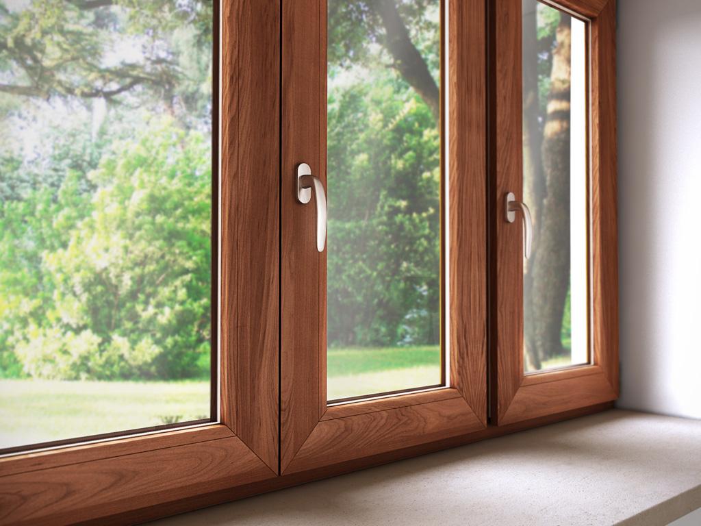 Finestre in legno alluminio perch dovresti scegliere for Finestre e porte moderne